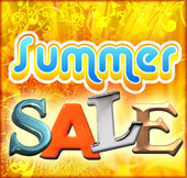 Time+Space Summer Sale