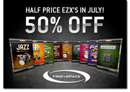Toontrack EZX promotion @ Time+Space