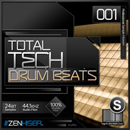 Zenhiser Total Tech Drum Beats