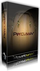 Acousticsamples Percussiv'