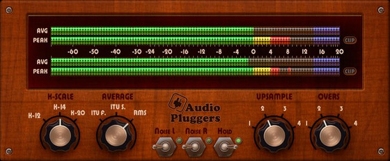 Audio Pluggers K-Meter