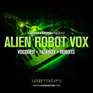 Loopmasters Alien Robot Vox