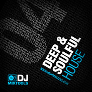 Loopmasters DJ Mixtools 04 - Deep and Soulful House