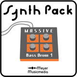 Meyer Musicmedia MASSIVE Bass Drum 1