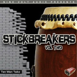 Nine Volt Audio Stickbreakers Vol 2: Ten Man Taiko
