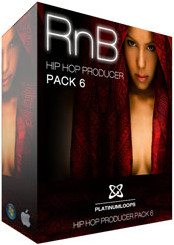 Platinum Loops Hip Hop Producer Pack 6 - RnB