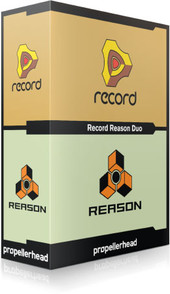 Propellerhead Reason Record Duo