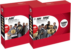 Sabian Performance Packs for Gospel, Praise & Worship Music