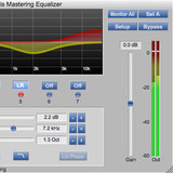 Sonoris Mastering Equalizer
