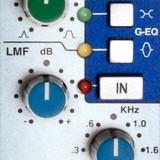 SSL Stereo EQ Module