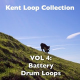 Kent Loop Collection Vol 4 - Battery Drum Loops
