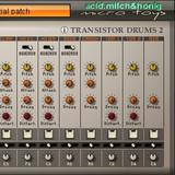 acid.milch&honig transistor drums 2.0