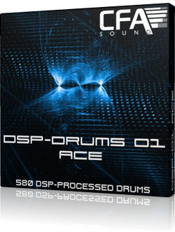 CFA-Sound DSP-Drums 01 - ACE