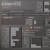 Homegrown Sounds Ammonite
