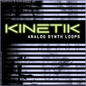 Motion Samples Kinetik Analog Synth Loops