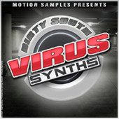 Motion Samples Dirty South Virus Synths