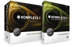 Native Instruments Komplete 7 / Komplete 7 Elements