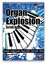Nine Volt Audio Organ Explosion