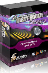 P5Audio Dirty South Gangsta