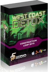 P5Audio West Coast Detox
