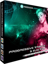 Producer Loops Progressive Trance & Electro Vol 3
