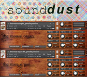 Sound Dust Mouse/Mice Organ