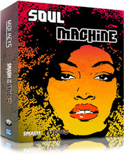 Smash Up The Studio MIDI Keys: Soul Machine