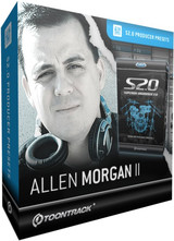 Toontrack Allen Morgan II S2.0 Producer Presets
