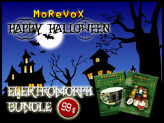 Morevox Elektromorph Bundle promo