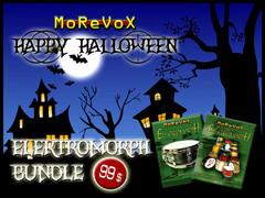 Morevox Elektromorph Bundle promo