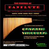 Canira The Essence of Panflute