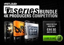 FatLoud XL Series Bundle + 4K Producers Competition
