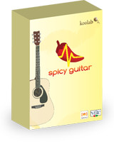 Keolab Spicy Guitar