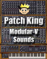 Kid Nepro Patch King Arturia Moog Modular V Collection