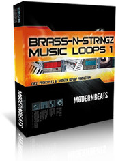 ModernBeats Brass-n-Stringz Music Loops 1