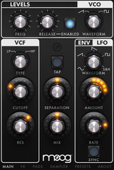 Moog Filtatron (image by Create Digital Music)