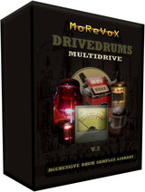 Morevox Drivedrum V2 - Multidrive