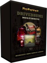 Morevox Drivedrum V2 - Multidrive