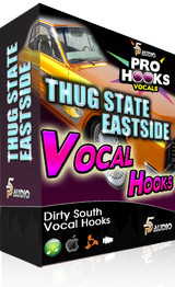 P5Audio Pro Hooks: Thug State Eastside Vocals