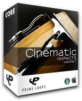 Prime Loops Cinematic Impacts Vol. 1