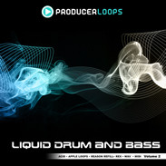 Producer Loops Liquid Drum & Bass Vol. 2