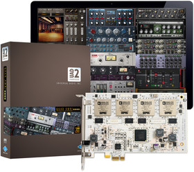 Universal Audio QUAD Omni DSP Accelerator Package