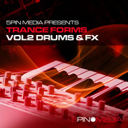 5Pin Media Trance Forms Vol 2 Drums and FX