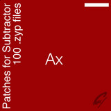 9 Soundware Ax