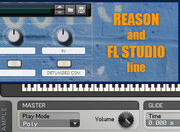 Detunized Reason and FL Studio Line