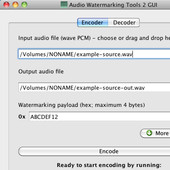 Audio Watermarking Tools 2