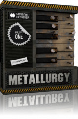 Cinesamples Kontakt Design: Volume 1 Metallurgy