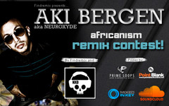 Aki Bergen  Africanism Remix Contest