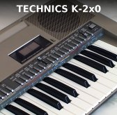 Forgotten Keys Technics K-2x0