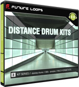 Future Loops Distance Drum Kits